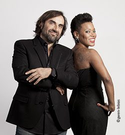 CHINA MOSES & ANDRE MANOUKIAN [USA – FR]